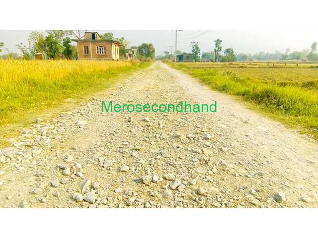 Real estate land on sale at sunwal rupendehi nepal - 2/3