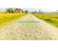 Real estate land on sale at sunwal rupendehi nepal