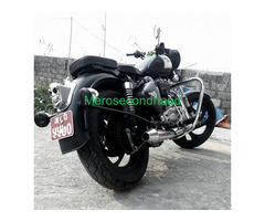 Secondhand royal enfield 350 classic bike on sale at pokhara - Image 1/3