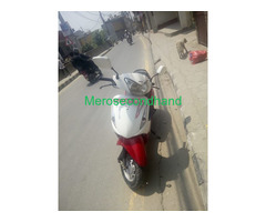 Secondhand honda scooter scooty on sale at kathmandu