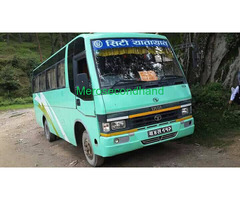 Secondhand/used bus on sale at kathmandu