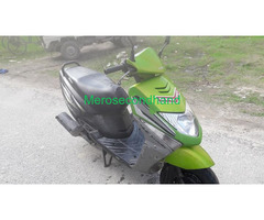 Honda dio scooter / scooty on sale at kathmandu