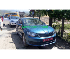 Secondhand - used skoda car on sale at butwal nepal