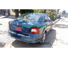 Secondhand - used skoda car on sale at butwal nepal - Image 4/4