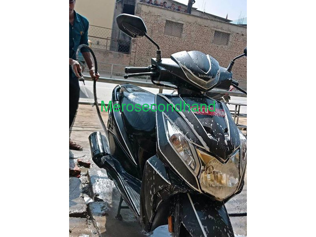 Secondhand honda dio scooter / scooty on sale at kathmandu - 4/4