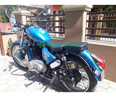 Secondhand Bullet bike on sale at lakeside pokhara
