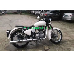 Royal enfield 3500 bullet secondhand bike on sale at pokhara