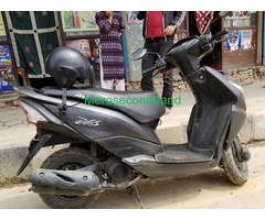 Secondhand dio scooter-scooty on sale at kathmandu - Image 1/4