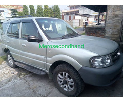 Secondhand Tata safari car on sale at pokhara
