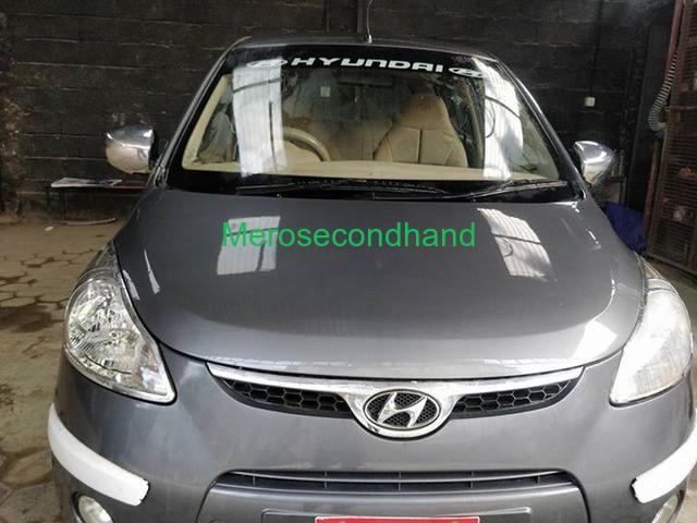 Secondhand hyundai magna car on sale at kathmandu - 5/6