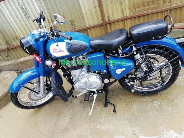 Secondhand bullet bike on sale at hetauda nepal - 1/6