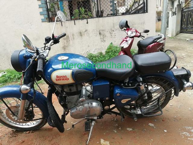 Secondhand bullet bike on sale at hetauda nepal - 2/6