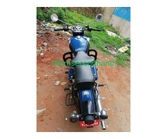 Secondhand bullet bike on sale at hetauda nepal