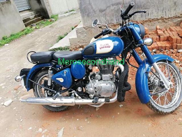 Secondhand bullet bike on sale at hetauda nepal - 4/6