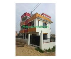 Real estate house on sale at tikathali kathmandu