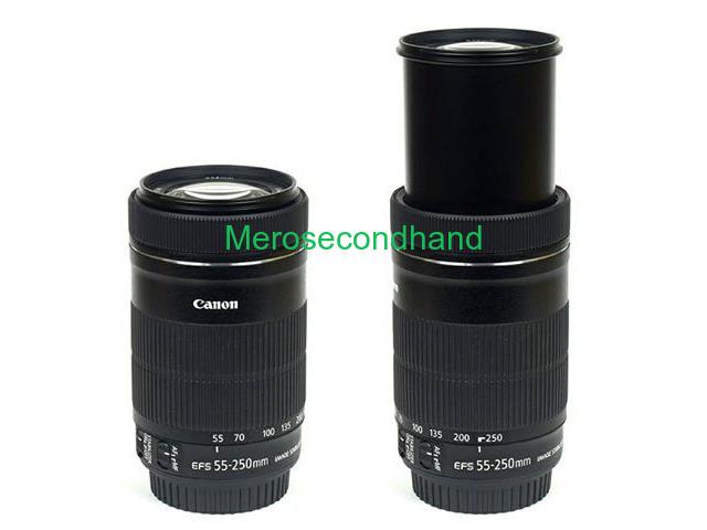 Secondhand canon dslr zoom lens sale at kathmandu - 1/2