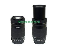 Secondhand canon dslr zoom lens sale at kathmandu - Image 1/2