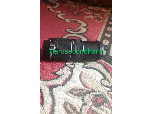 Secondhand canon dslr zoom lens sale at kathmandu - 2/2