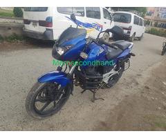 Used-secondhand pulsar bike on sale at kathmandu