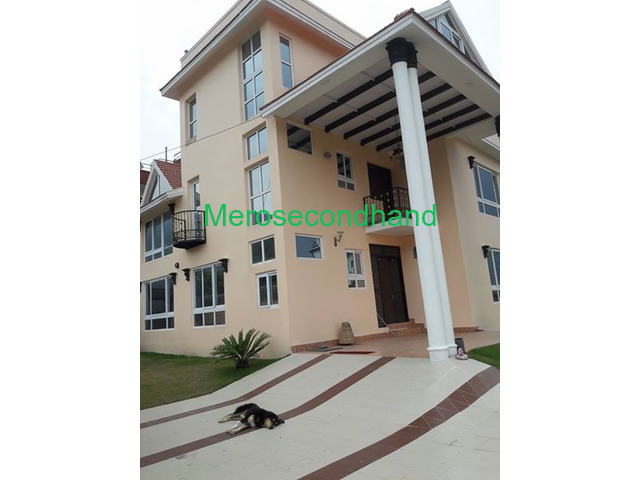 Real estate kathmandu-Bunglow-house on sale - 1/6