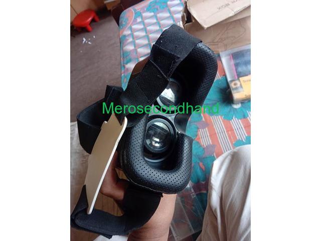 Used VR box + solar power bank on sale at kathmandu - 3/4