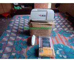 Used VR box + solar power bank on sale at kathmandu - Image 4/4