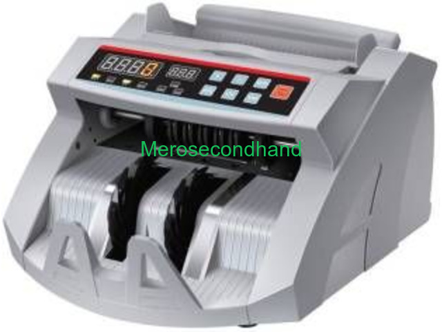 Note Counting Machine on sell at kathmandu - 1/1