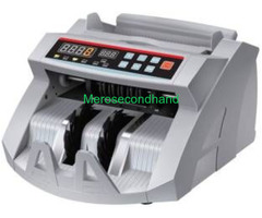 Note Counting Machine on sell at kathmandu