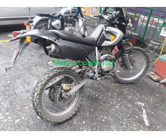 Secondhand used VR bike on sell at pokhara