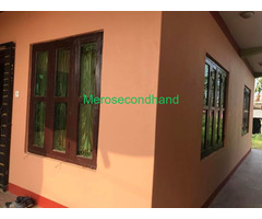 Real estate house on sale at chitwan