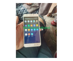 Used secondhand samsung J7 prime mobile on sell at kathmandu