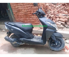 Used secondhand dio scooter/scooty on sell at kathmandu