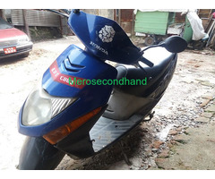 Secondhand - used dio scooter on sale at bhaktapur nepal