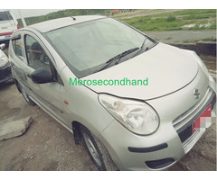 Secondhand-used maruti suzuki astar car on sale at kathmandu