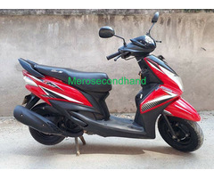 Secondhand Ray z scooty/scooter on sale at kathmandu nepal