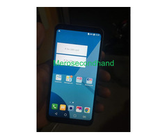 Secondhand used LG q9 mobile phone on sale at kathmandu nepal
