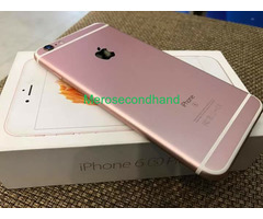 Used - secondhand apple iphone 6s on sale at bhaktapur nepal