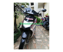 used - secondhand honda dio scooter - scooty on sale at kathmandu