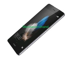 Used - secondhand huawei p8 mobile on sale at bhaktapur