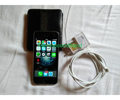 Used - secondhand apple iphone 5s mobile on sale at pokhara