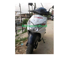 Used - secondhand dio scooty on sale at kathmandu