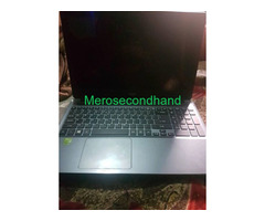 Used - secondhand Acer i5 laptop on sale at kathmandu