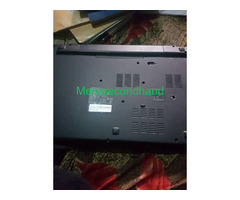 Used - secondhand Acer i5 laptop on sale at kathmandu - Image 3/3
