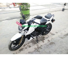Used - secondhand tvs apache bike on sale at kathmandu