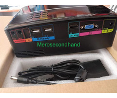 Used - secondhand full hd projector on sale at kathmandu - Image 3/3