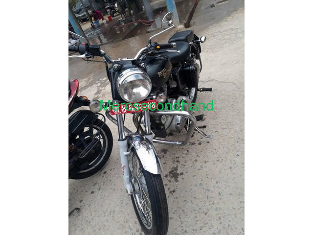 Secondhand royal enfield bullet bike on sale at kathmandu - 1/3