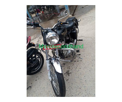 Secondhand royal enfield bullet bike on sale at kathmandu