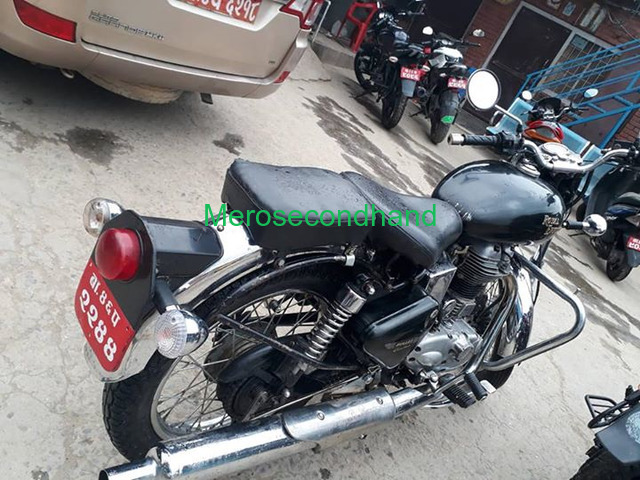 Secondhand royal enfield bullet bike on sale at kathmandu - 2/3