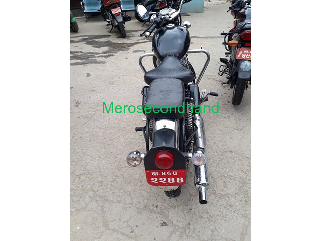 Secondhand royal enfield bullet bike on sale at kathmandu - 3/3