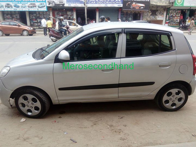 Secondhand - used kia santro car on sale at kathmandu - 1/5